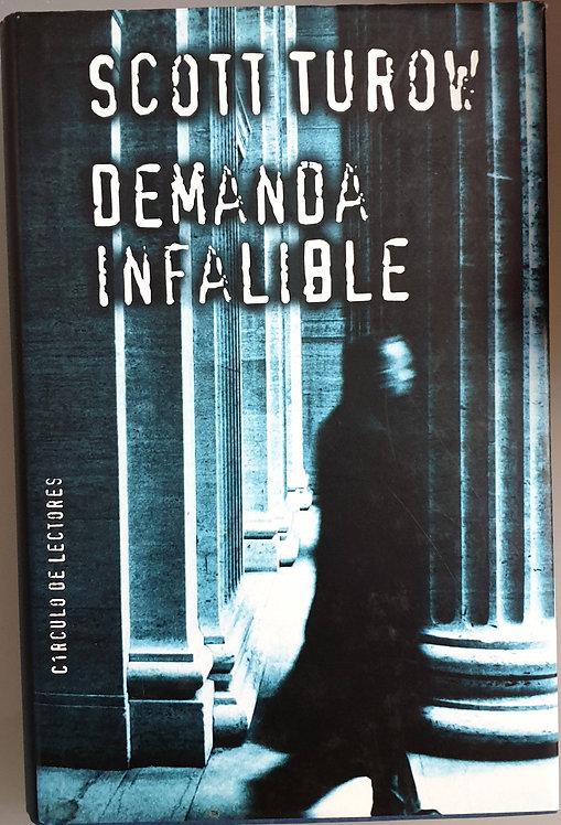 Demanda infalible | Turow, Scott