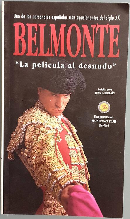 Belmonte, la película al desnudo | Olid, Miguel