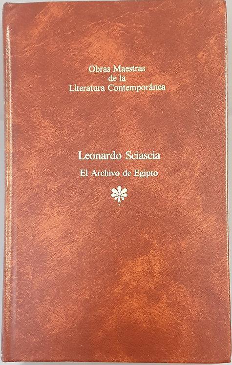 El archivo de Egipto | Sciascia, Leonardo