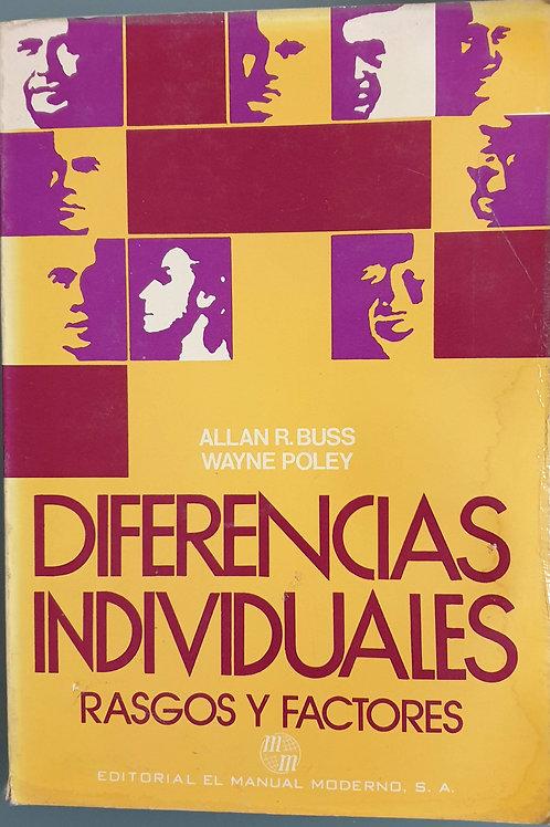 Diferencias individuales. Rasgos y factores | Buss, Allan R.-Poley, Wayne