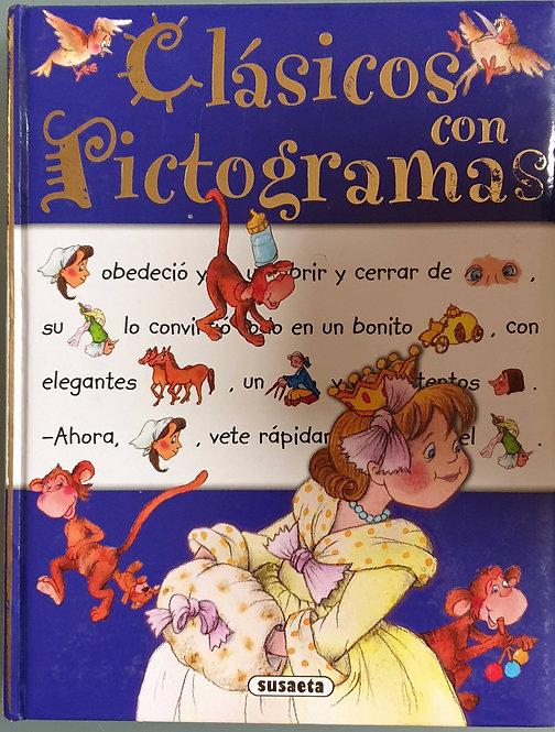 Clásicos con pictogramas | González, Marife