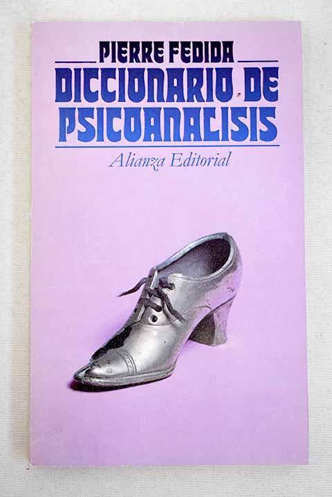 Diccionario de Psicoanálisis   Fedida, Pierre