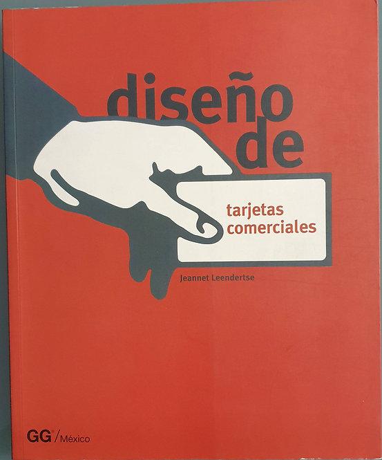 Diseño de tarjetas comerciales | Leendertse, Jeannet