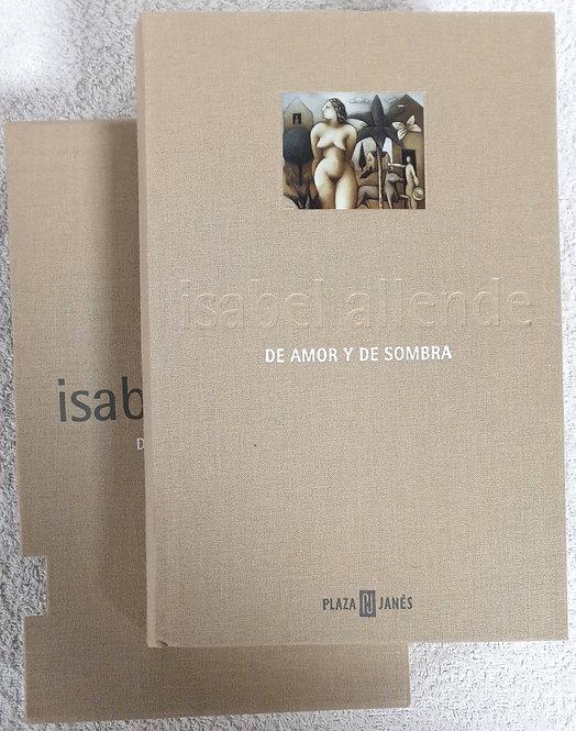 De amor y de sombra | Allende, Isabel