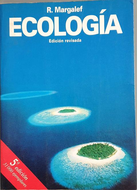 Ecología   Margalef, Ramón