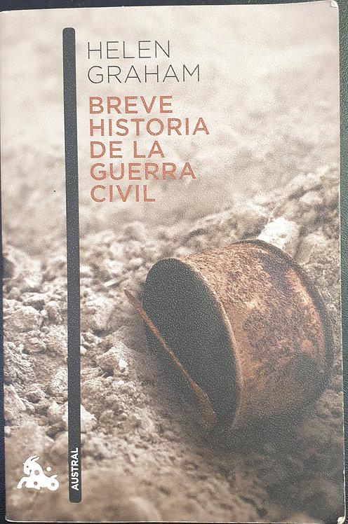 Breve historia de la guerra civil | Graham, Helen