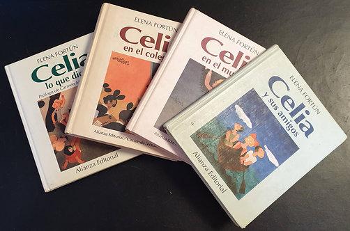 Celia (4 títulos) | Fortún, Elena