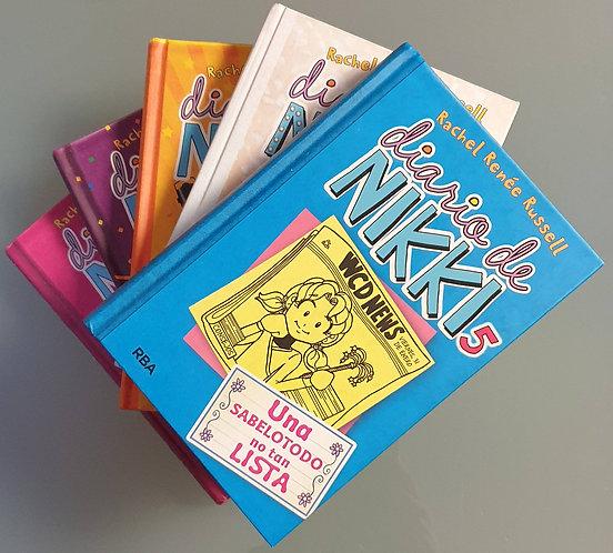Diario de Nikki (5 primeros títulos) | Russell, Rachel Renée