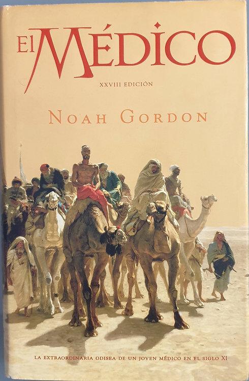 El médico   Gordon, Noah