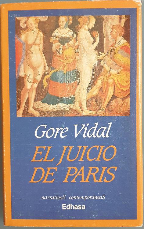 El juicio de Paris   Vidal, Gore