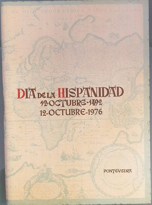 Día de la Hispanidad. (12.Octubre.1492-12.Octubre.1976) |Filgueira Valverde, J.