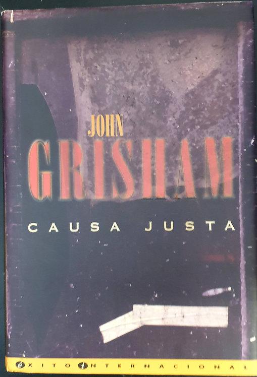 Causa justa   Grisham, John