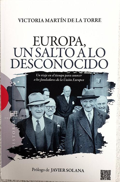 Europa, un salto a lo desconocido | Martín de la Torre, Victoria
