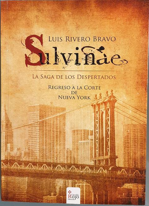 Sulvináe. La saga de los Despertados | Rivero Bravo, Luis