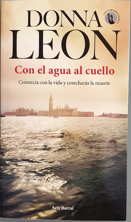 Con el agua al cuello | Leon, Donna