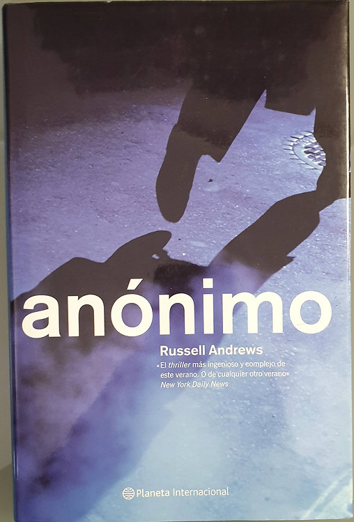 Anónimo | Andrews, Russell