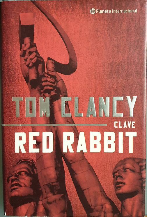 Clave Red Rabbit | Clancy, Tom