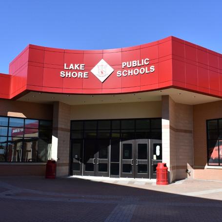Lake Shore High School, Lake Shore Public Schools