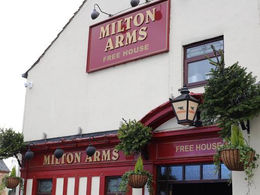 Renovating The Milton Arms...