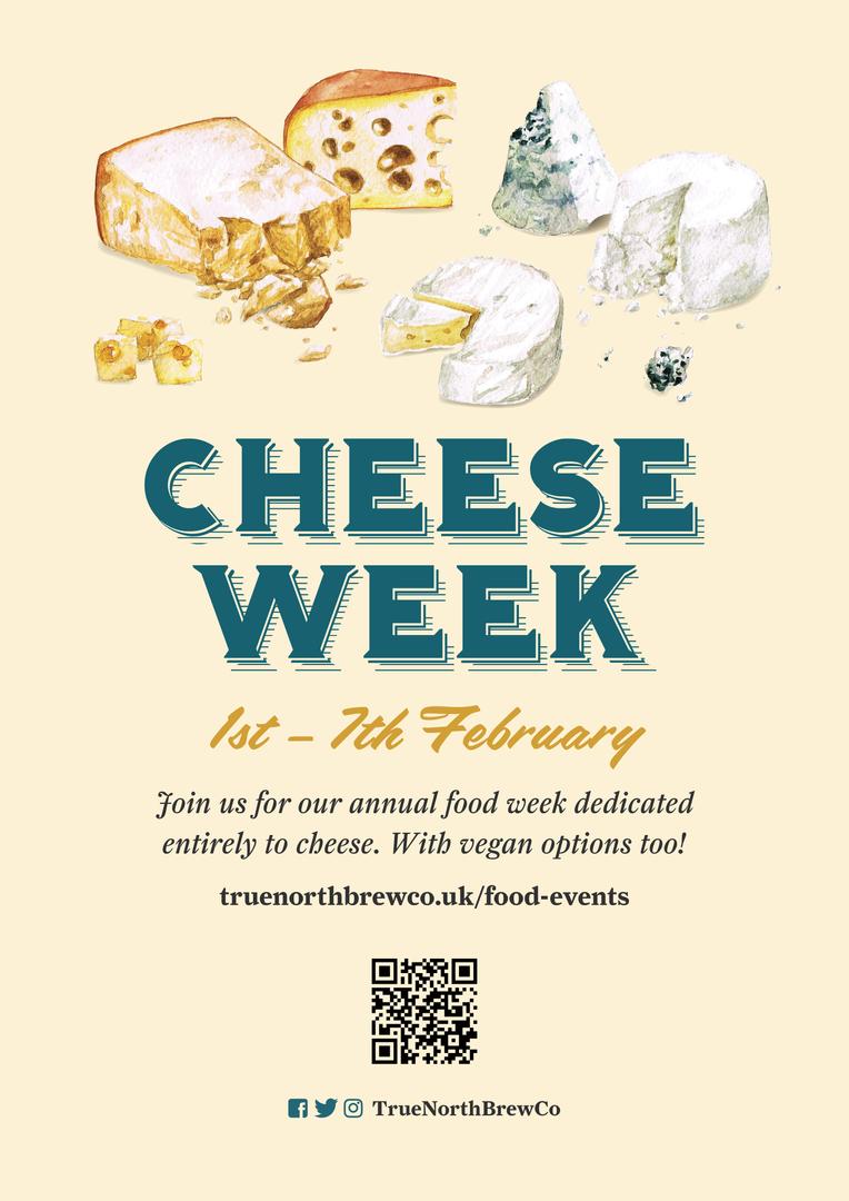 Cheese Week 2021