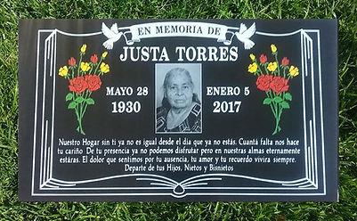 JUSTA TORRES