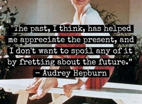 Staying Present 🤸🏻♂️