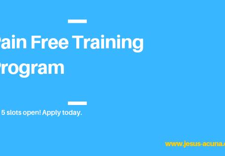 Pain Free Training Program