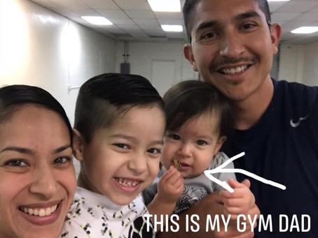 New Gym Update