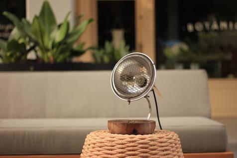 Luminária Baobá Design