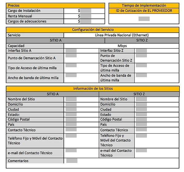 Telecomunicaciones   Mexico   Marcatel   Modelo de Contrato de ...