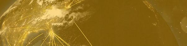 """imagen del planeta tierra para encabezado de sección """"Conectividad"""""""