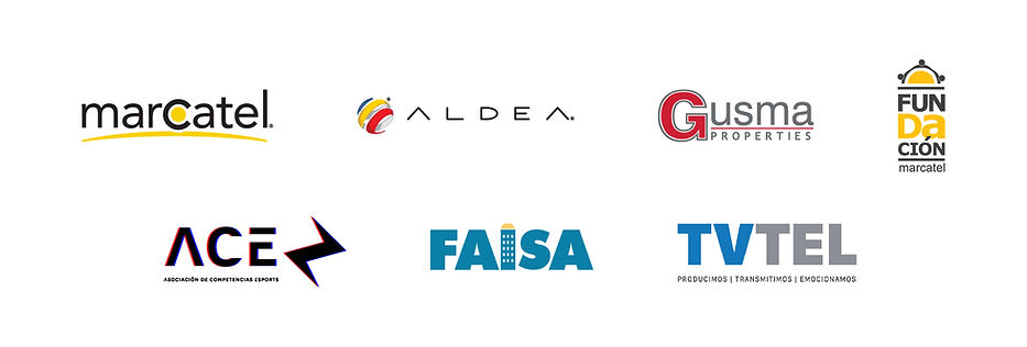 Empresas de Grupo Marcatel: Marcatel, Aldea, Gusma, Fundación Marcatel, Ace, Faisa, Tvtel