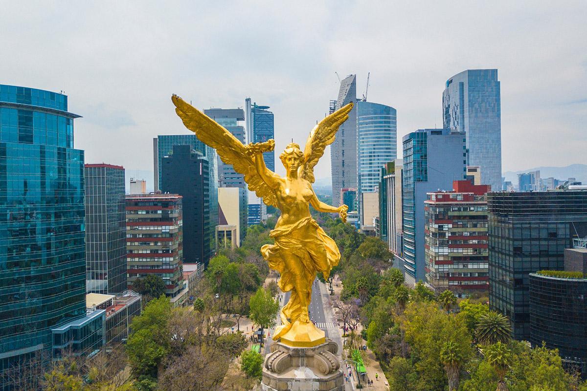 """Imagen de """"Ángel de la Independencia"""" Ciudad de México"""