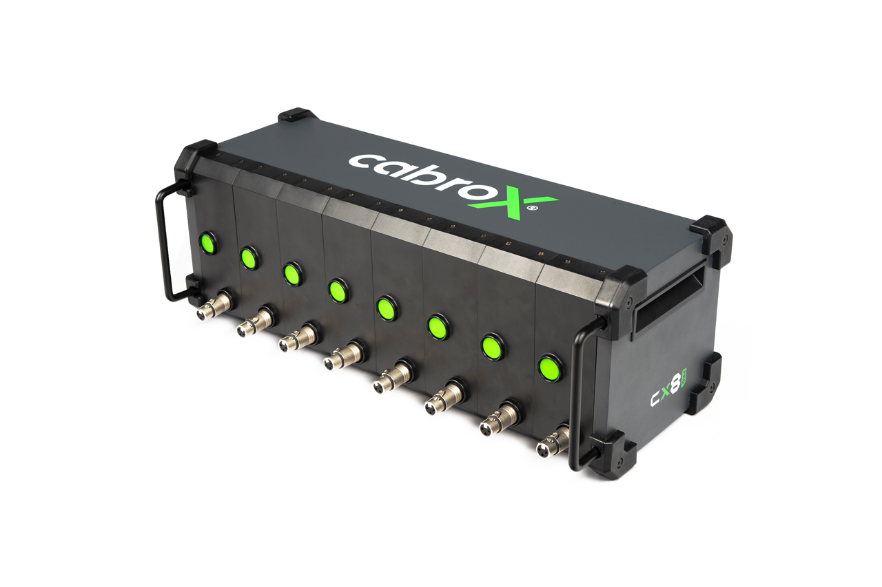 CX8 Pro Input Series