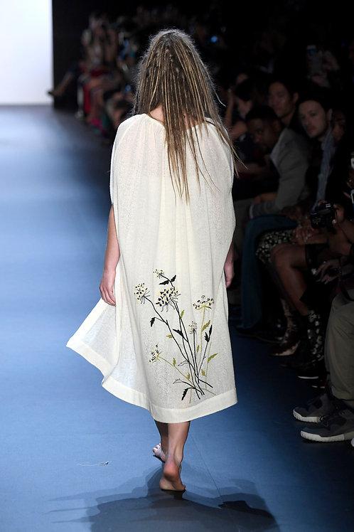 Dandelion Embroidered Shrug