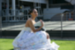 """<img src=""""marbled gown.png"""" alt=""""Model wears a marbled gown and sits down with a book on a new york roof top and wonders about the world"""">"""
