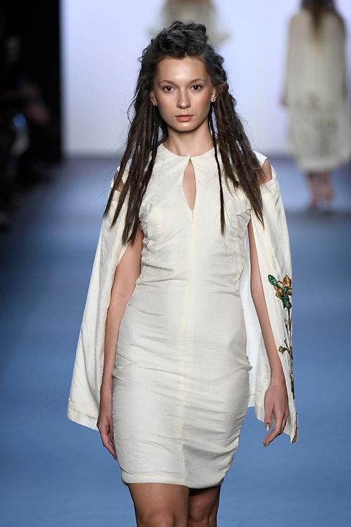 Silk Kimono Dress