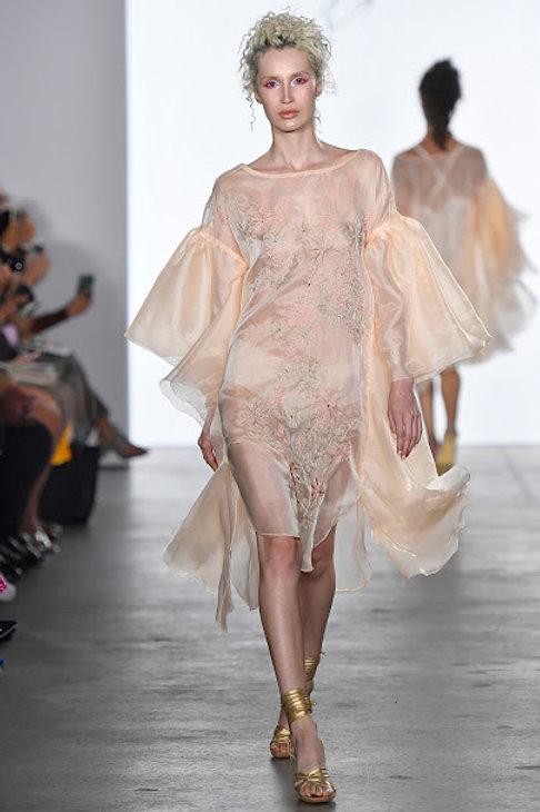 Organza Butterfly Dress