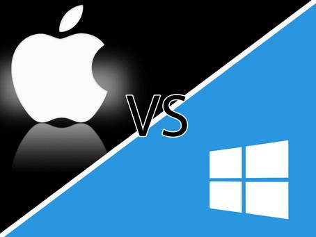 ¿Mac o PC?