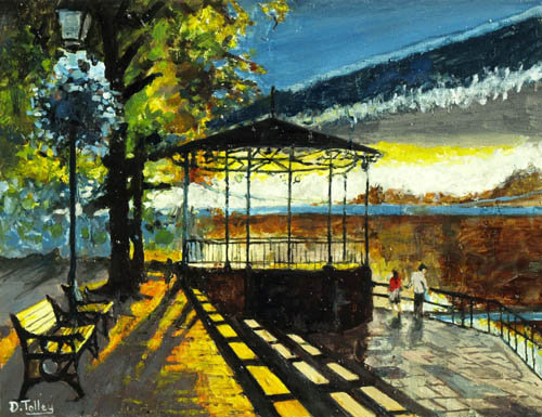 Bandstand Romance - Chester