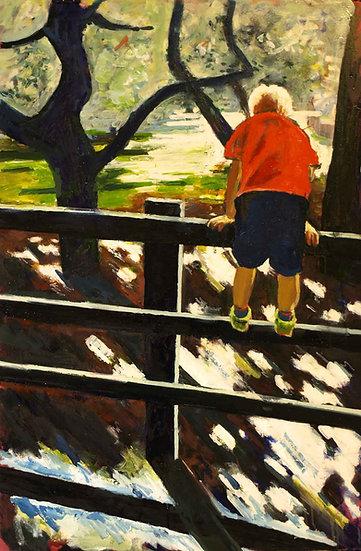 A boy's view