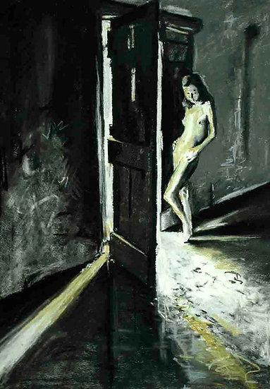 Doorway Nude