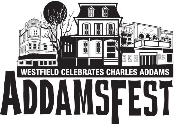AddamsFest | Westfield, New Jersey | Charles Addams