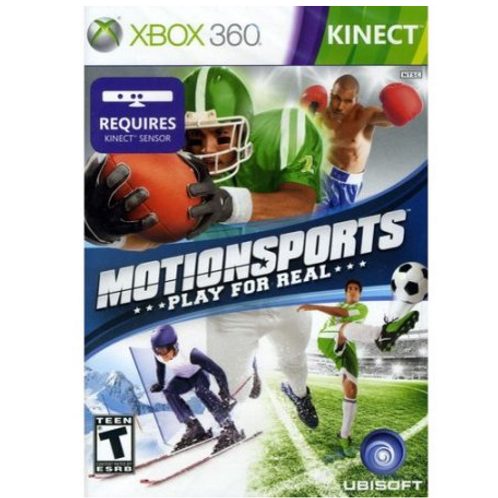 Motion Sports (Kinect)