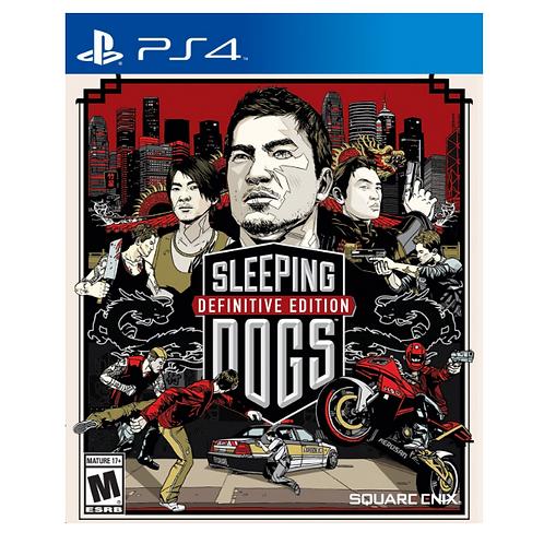 Sleeping Dogs (Definitive)