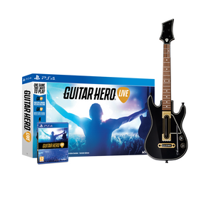 PS4 Guitar Set