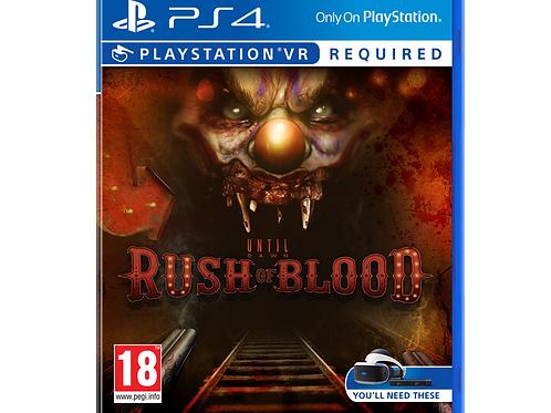 Rush of Blood (PS Virtual Reality)