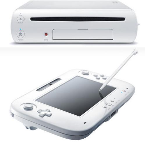 Wii U - Console + 1 GamePad Controller