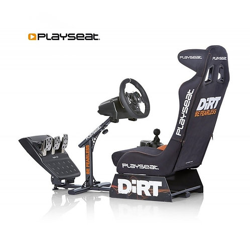 PlaySeat With Steering and Pedals
