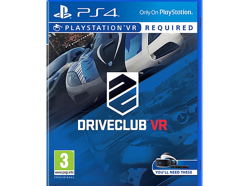 Driveclub (PS Virtual Reality)